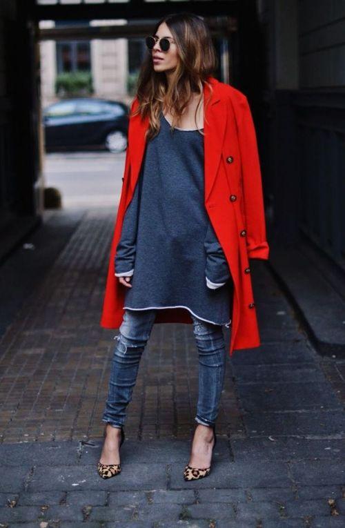 maja wyh how to wear jeans under a dress