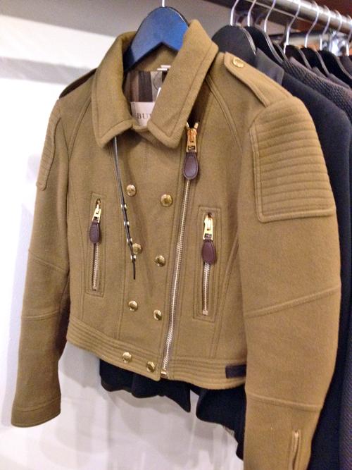 burberry jacket nyc