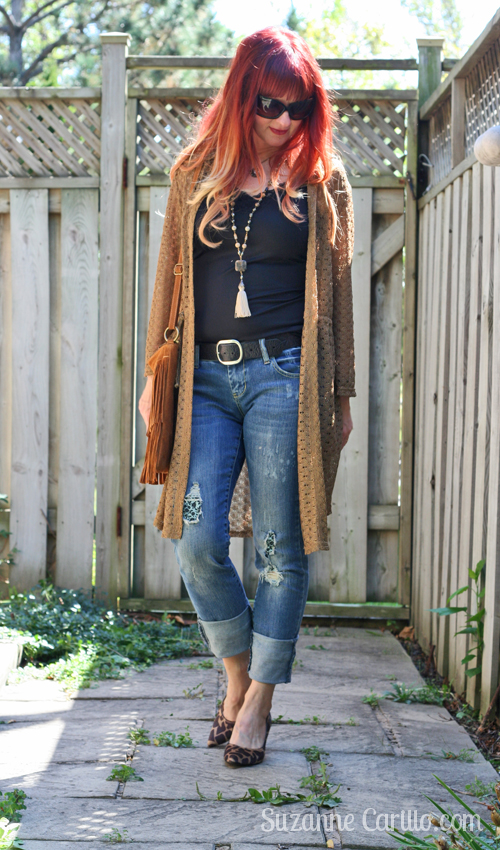 how to do boho style over 40 suzanne carillo