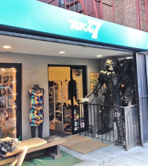 tokio7 nyc consignment store