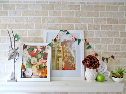 fireplace mantel home dec ideas for fall suzanne carillo