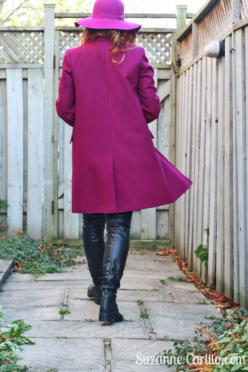how to wear magenta over 40 suzanne carillo