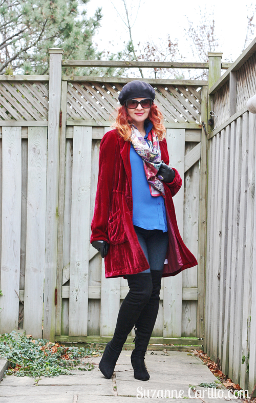 how to wear jewel tones over 40 suzanne carillo