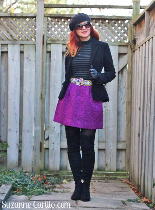 how to wear velvet and suede over 40 suzanne carillo