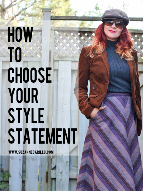 how to choose your style statement suzanne carillo style for women over 40