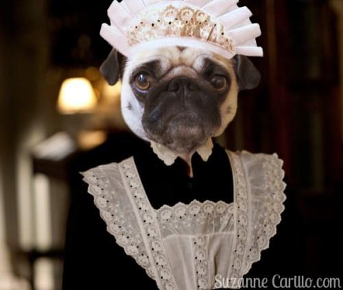 ladies maid downton abbey