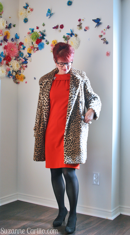 how to wear leopard over 40 suzanne carillo