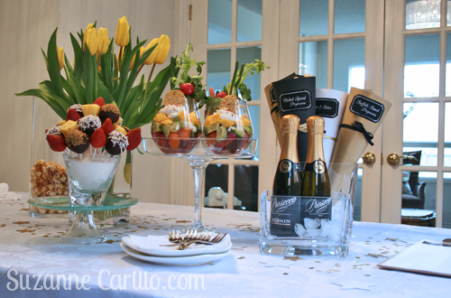 oscar party entertaining and food ideas suzanne carillo