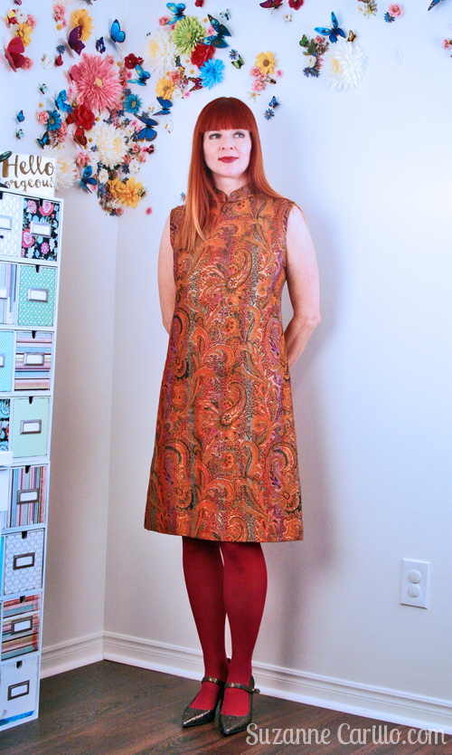 wear vintage clothes and look modern over 40 suzanne carillo