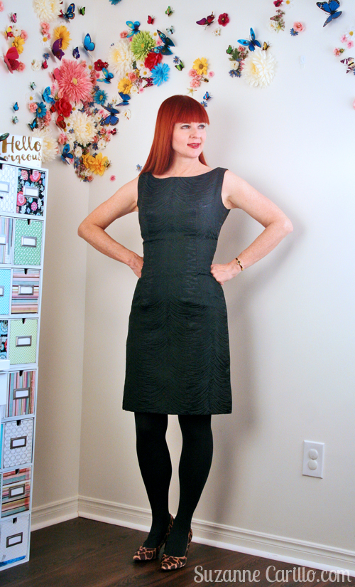 choose the right little black dress over 40 suzanne carillo