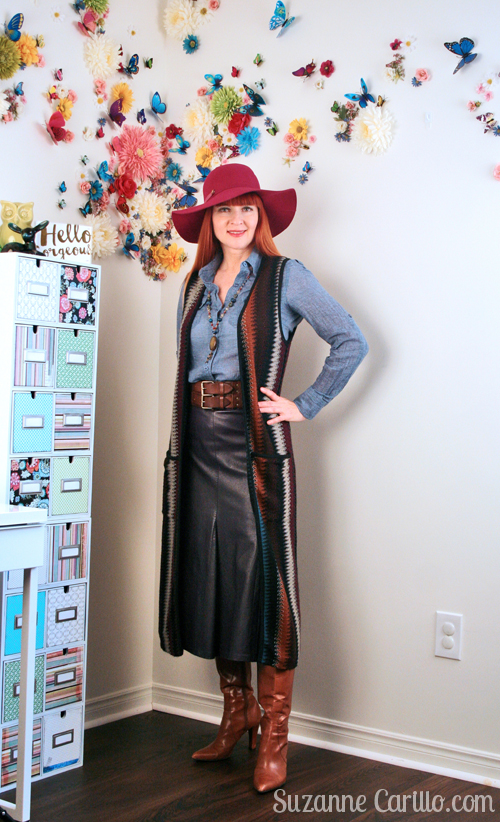 successful boho style for women over 40 suzanne carillo