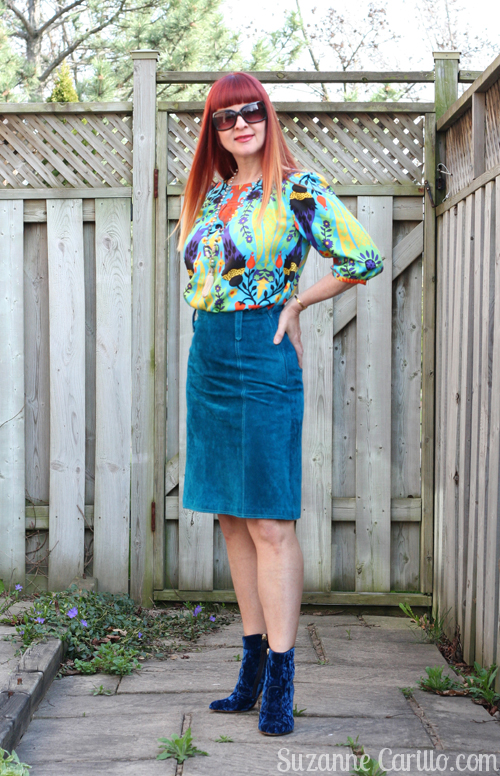 how to wear bold colours over 40 suzanne carillo