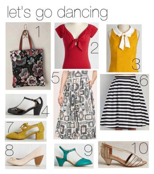lets go dancing summer fashion