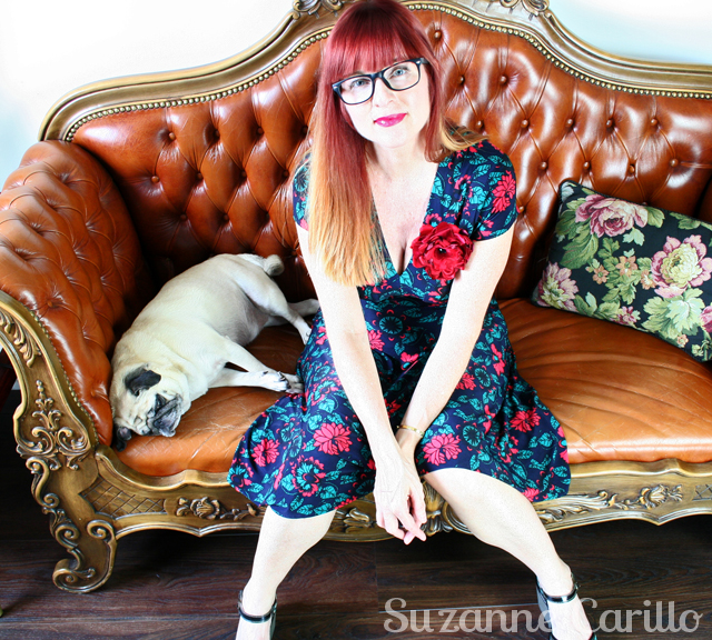 carolyn karina dress giveaway for fall suzanne carillo