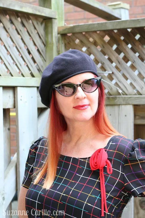 how to wear vintage clothes over 40 suzanne carillo adventurous style