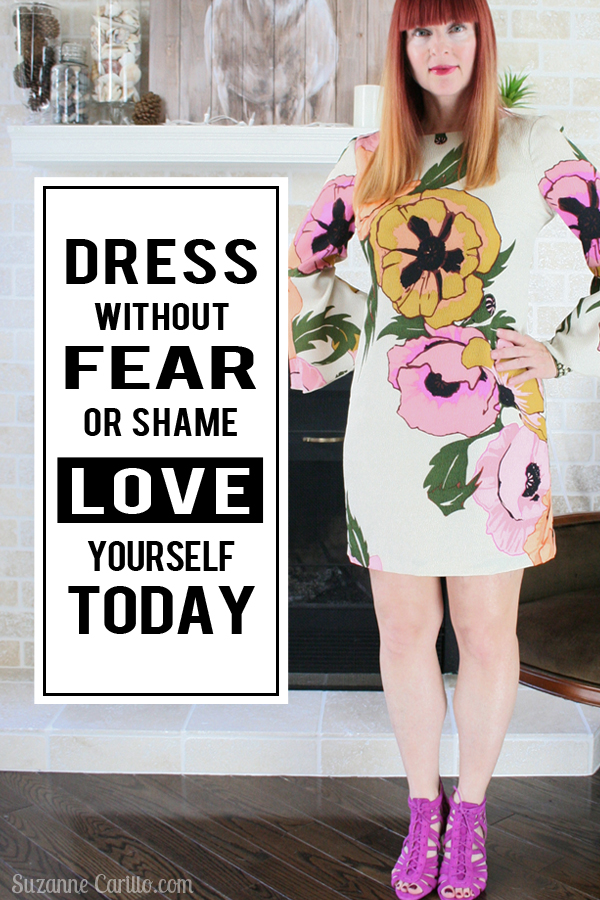 dress without fear or shame love yourself today style over 40 suzanne carillo2