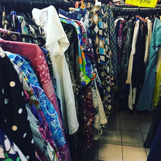 hong kong vintage clothing store