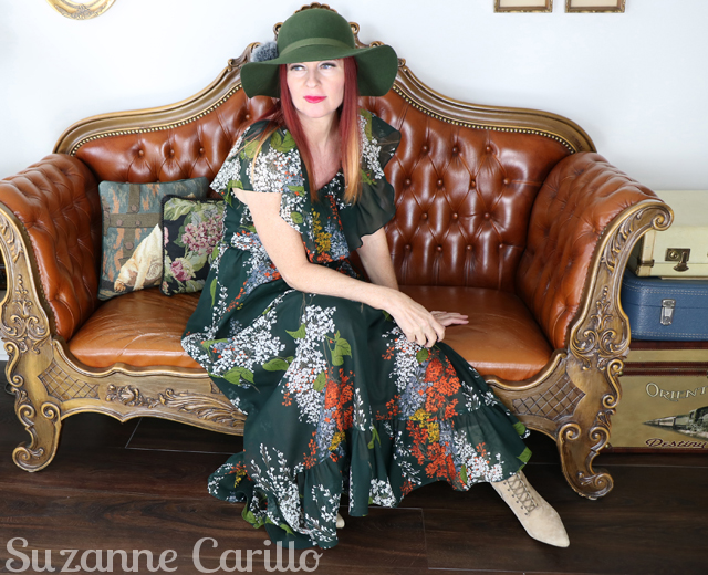 how to style vintage clothing suzanne carillo