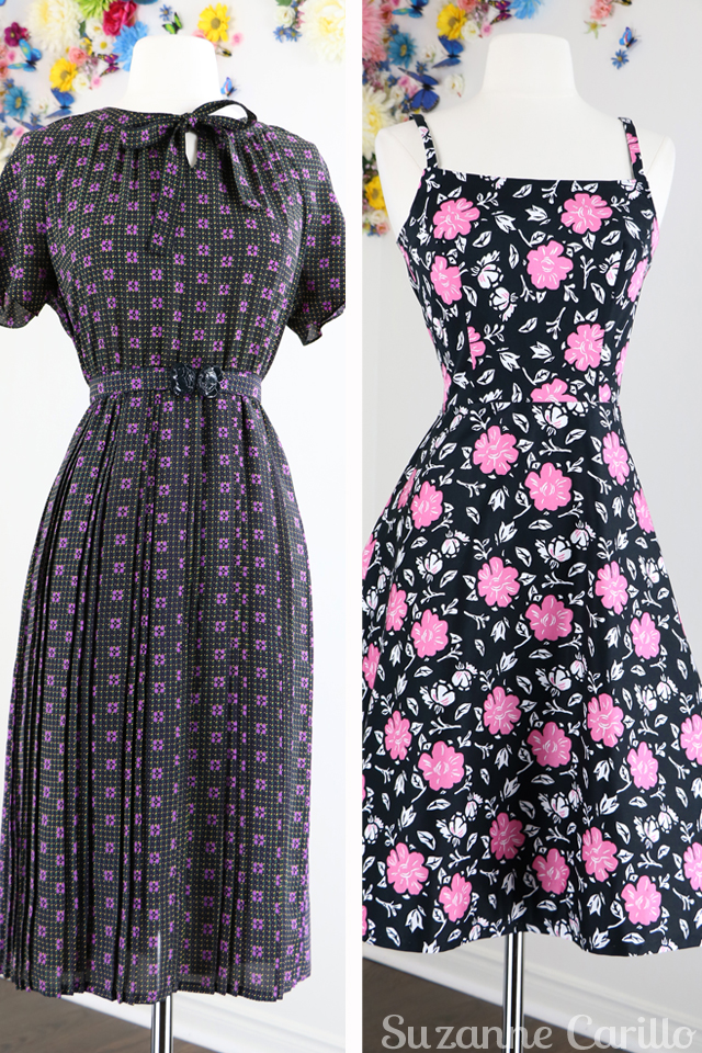 vintage 1950s dress for sale handmade fit and flare dress for sale buy now online