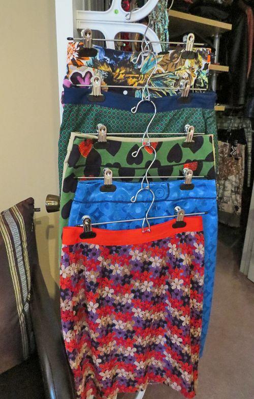 organized skirt suzanne carillo