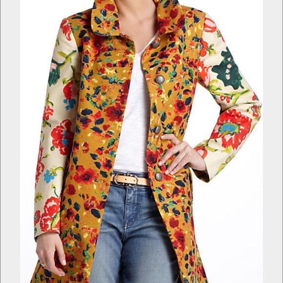 anthropolgie coat