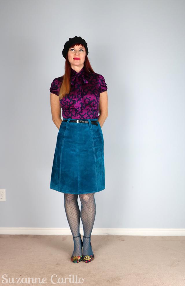 fall style for women over 40 suzanne carillo