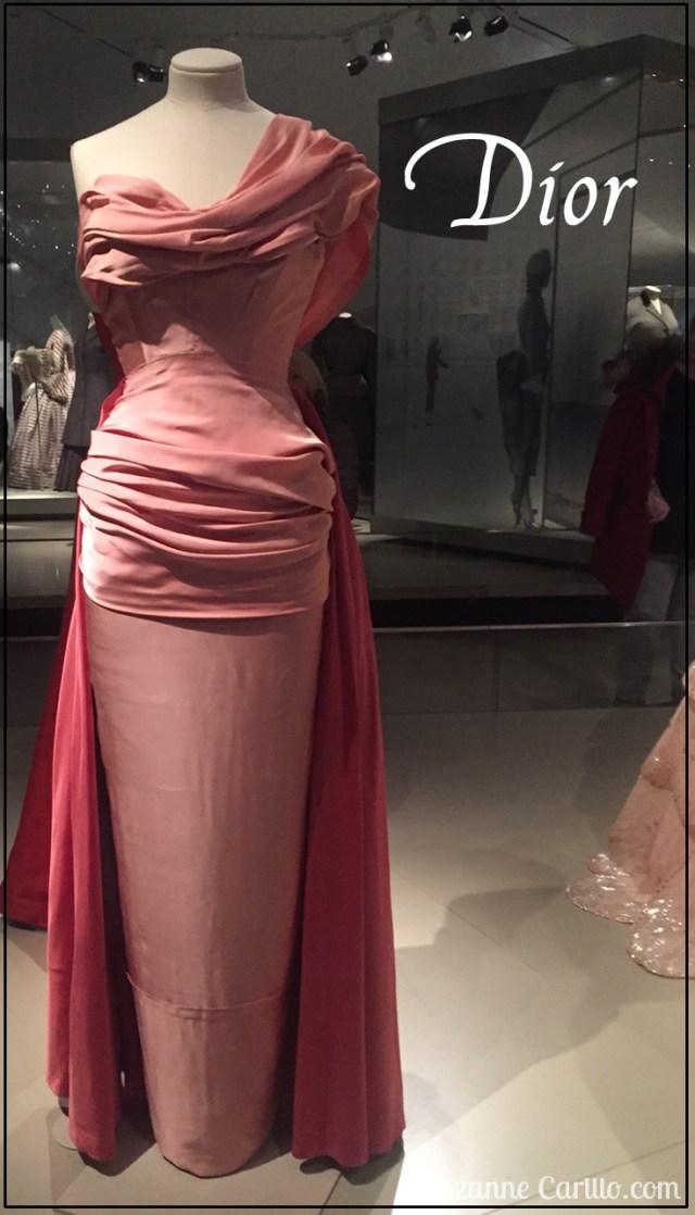 dior exhibit suzanne carillo