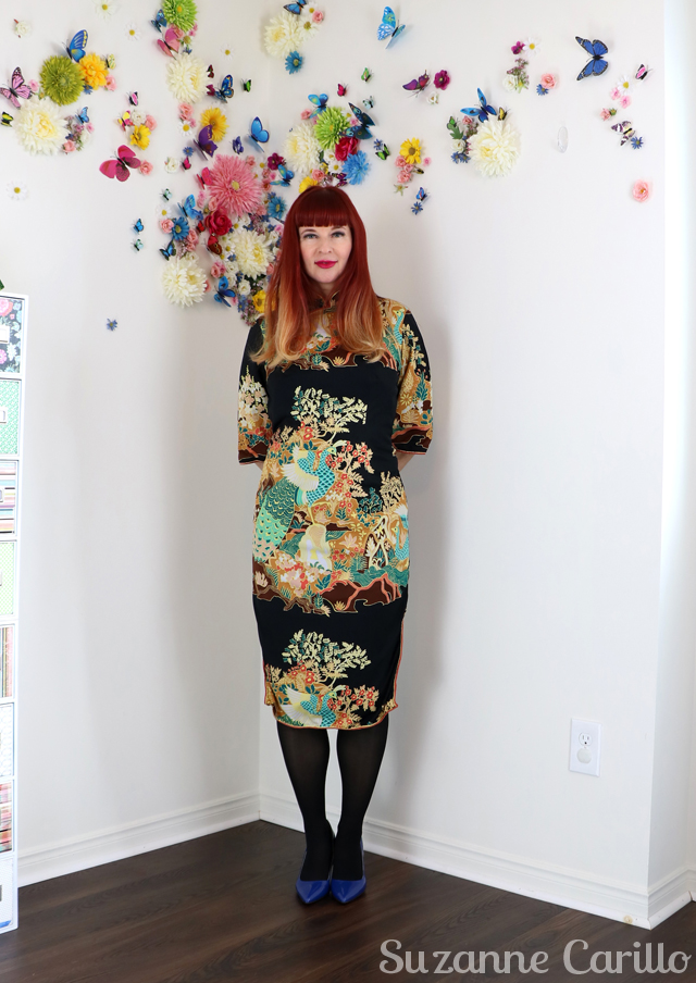 how to work with positive and negative space for figure flatterning clothing sm