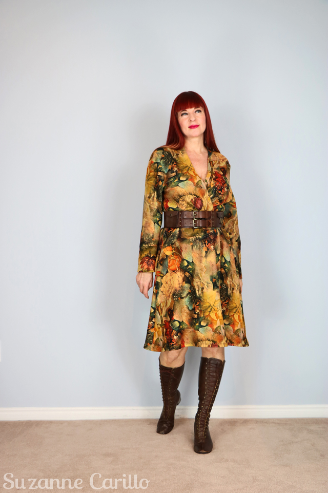 thrifted robe suzanne carillo sm