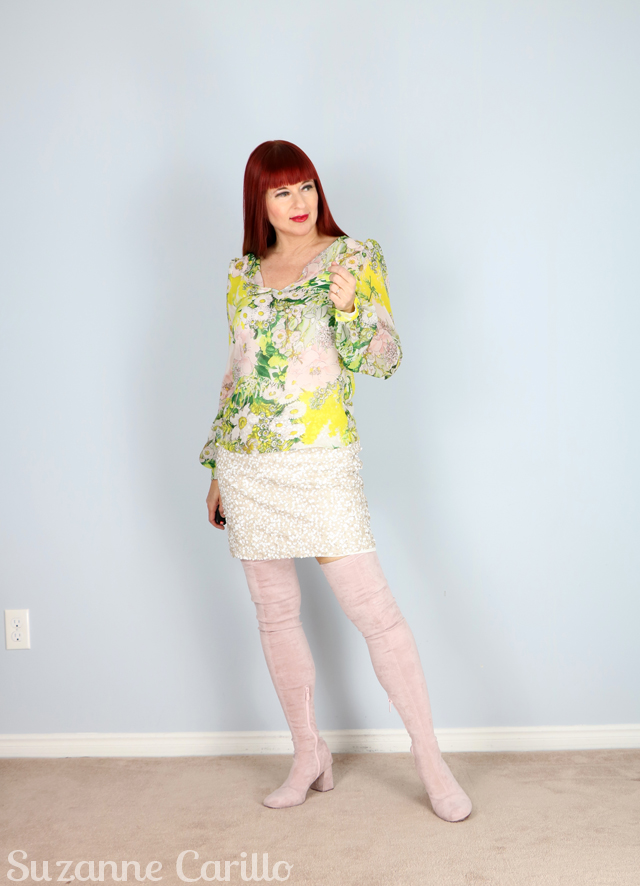 thigh high boots over 50 suzanne carillo