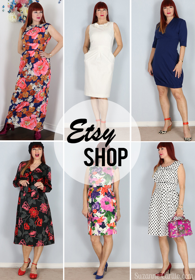 What's new in my Etsy shop this month vintagebysuzanne