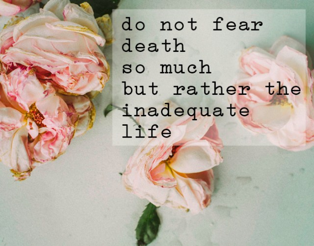 do not fear death so much 2