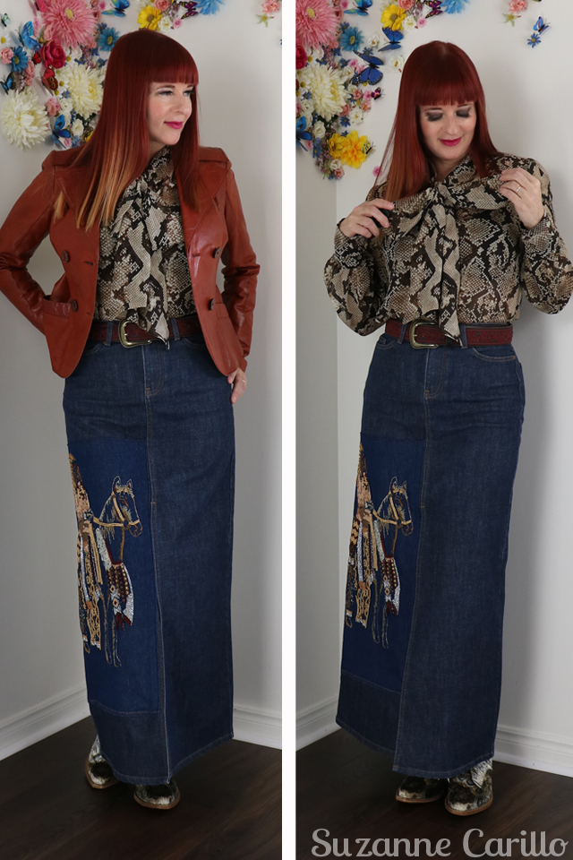 western inspired style for women over 50 suzanne carillo