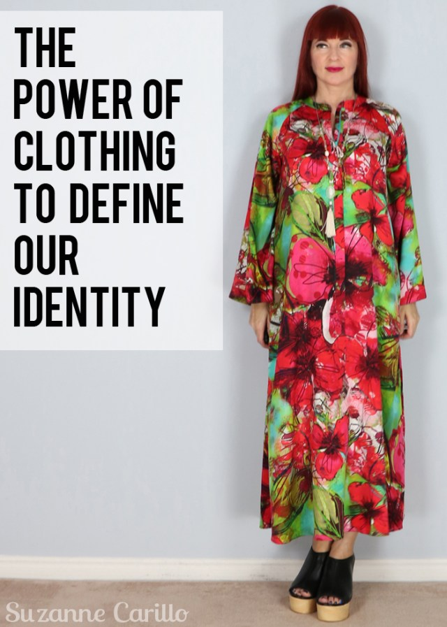 the power of clothing to define our identity