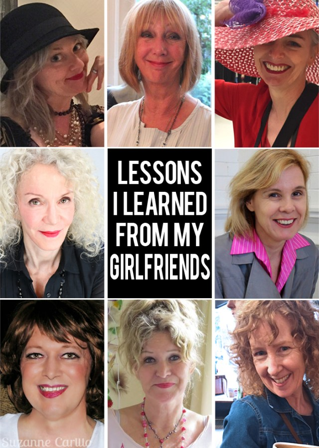 lessons i have learned from my girlfriends