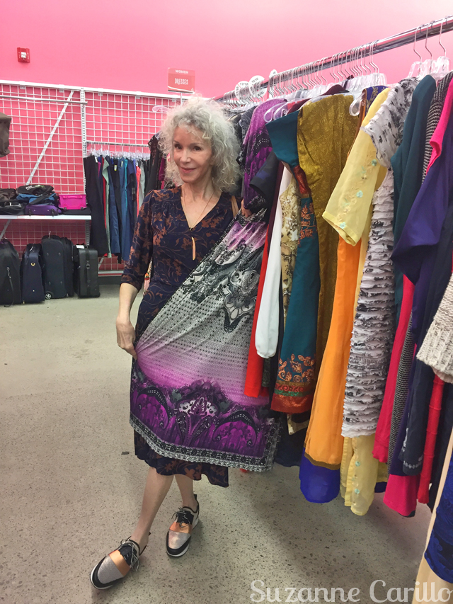 patti not dead yet style thrift shopping