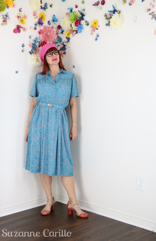 vintage geek hipster fashionista over 40 suzanne carillo