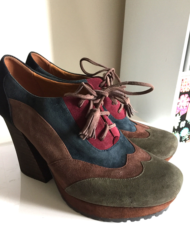 earthies platform suede shoes2