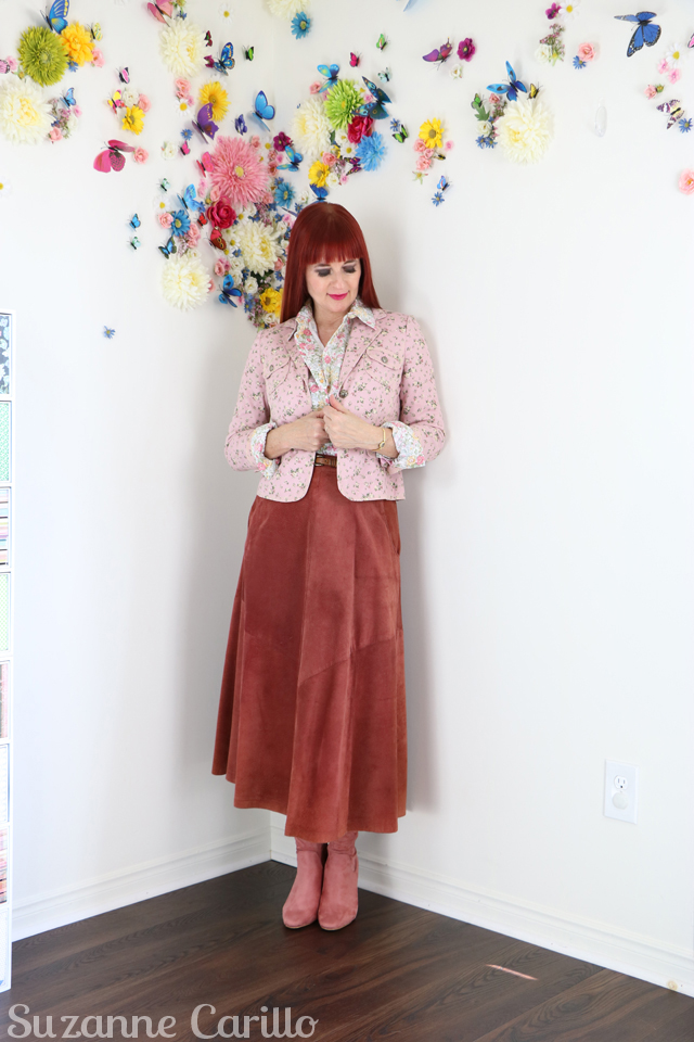 fall transitional outfit suzanne carillo