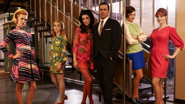 mad men 1960s style
