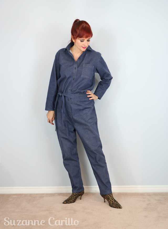 denim base range jumpsuit suzanne carillo style