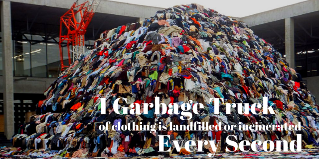 Fast Fashion Fast Tracking To The Landfill