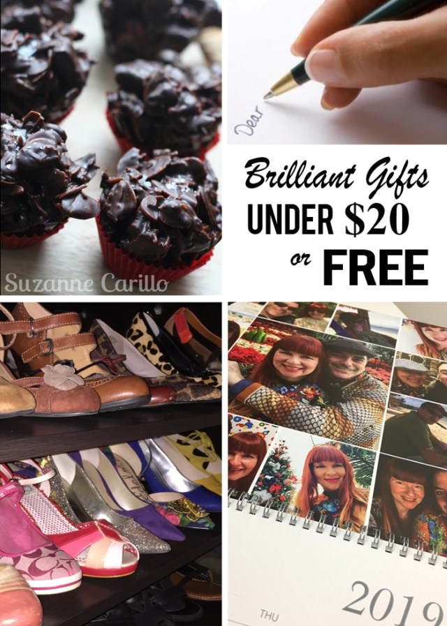 brilliant gifts under 20 or free