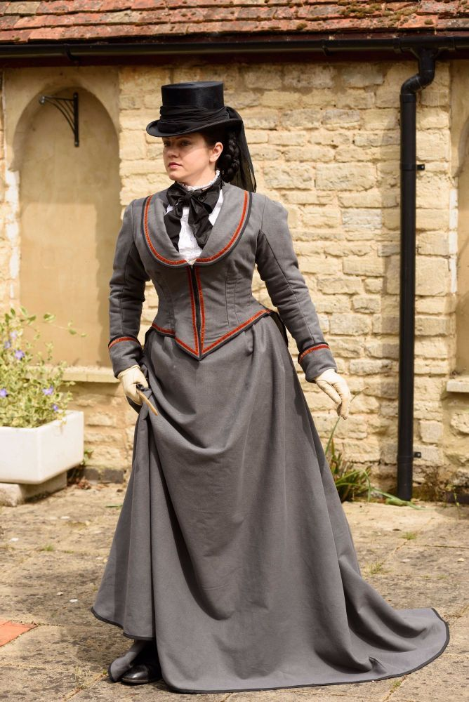 victorian riding dress