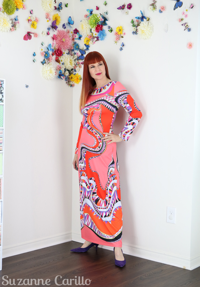 What I'm loving lately designer pucci maxi dress for sale suzanne c