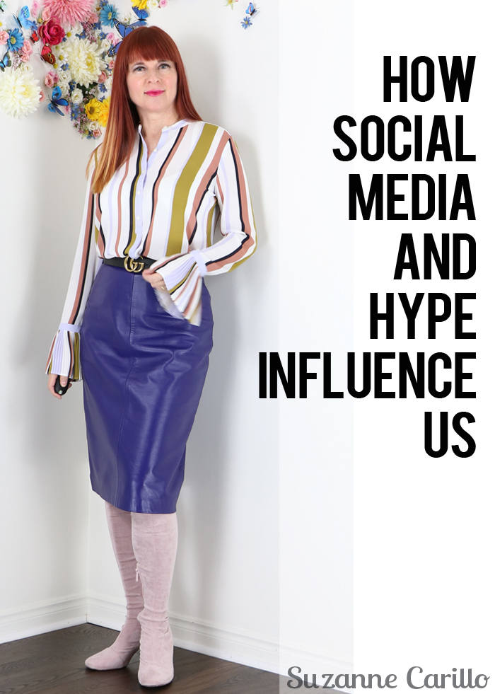 how social media and hype influence us
