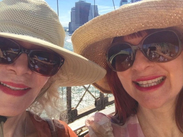 New York City Firsts patti suzanne bridge hats nyc