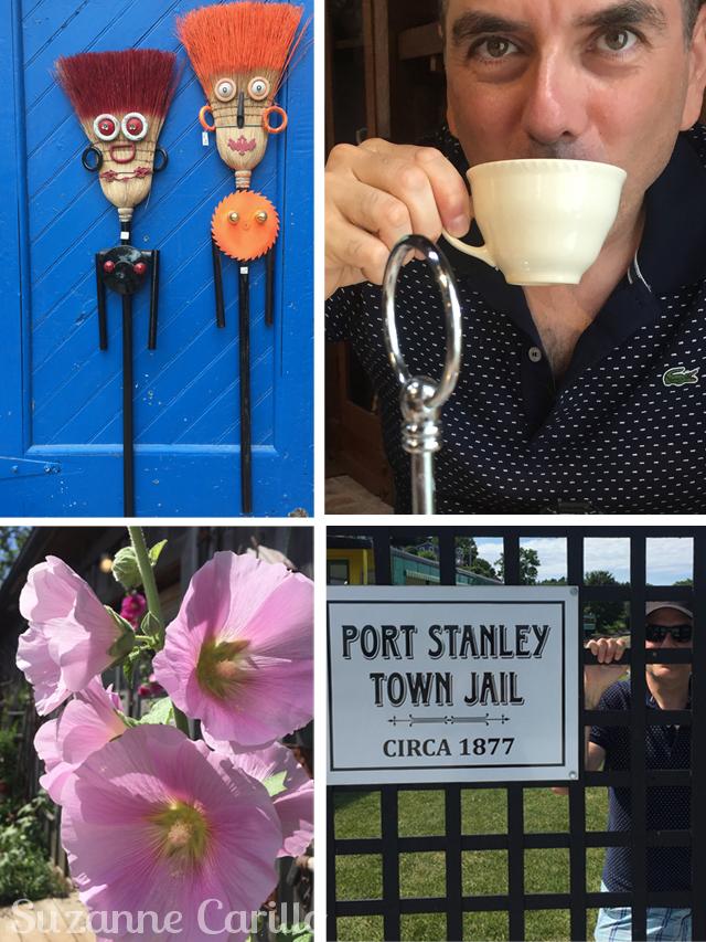 Exploring Southern Ontario port stanley ontario suzanne carillo