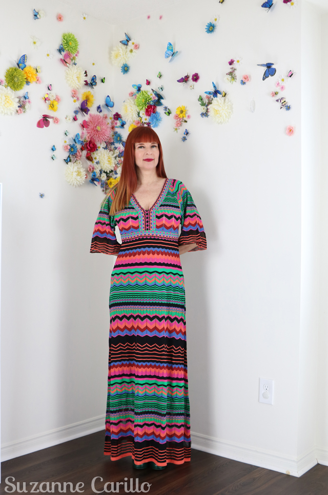 Anthropologie Contrera Knit Maxi Dress the dress that grew suzanne carillo