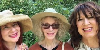 suzanne ally patti visit summer 2019
